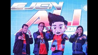 #Showbiz: Malaysia's spy kid gets first movie adventure