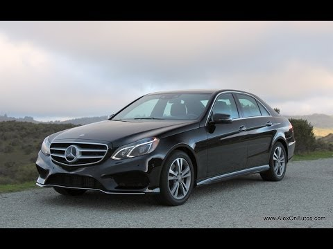 2014 / 2015 Mercedes E250 Bluetec Review and Road Test