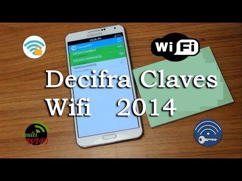 Decifra Claves Wi-fi Con 5 aplicaciones Gratis! 2015 | Tu Android Personal
