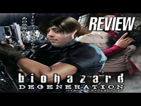 MovieFile - Resident Evil Degeneration (2008) Review HD