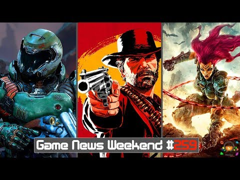 Игровые Новости — Red Dead Redemption 2, DOOM Eternal, Darksiders 3, Diablo 4, Cyberpunk 2077
