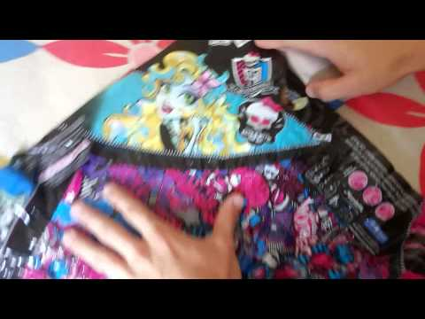 Ovo de páscoa Monster High 2014