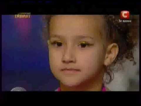 украина мае талант 4 Днепропетровск дети акробаты.mov