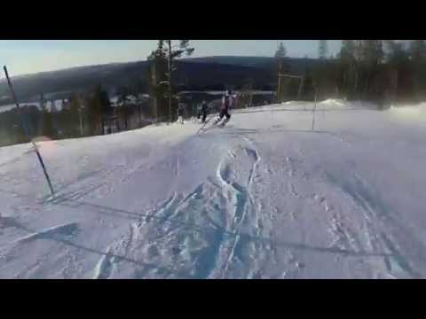 Marcel Hirscher - Slalom-Training in Kåbdalis/SWE ... the way i walk :)