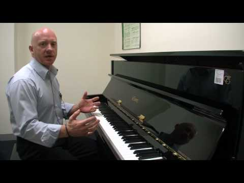 Essex Upright Pianos from Mark O'Connor at Exclusive Piano Group in Essendon, Melbourne, Victoria.