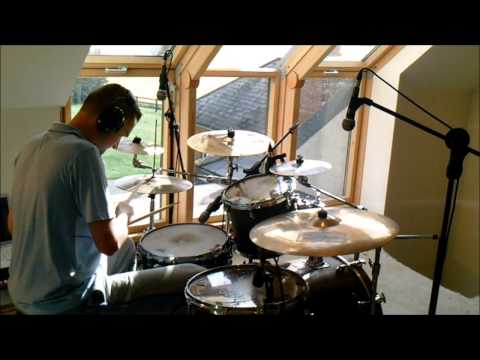 Kings Of Leon - Wait For Me ( Drum Cover )