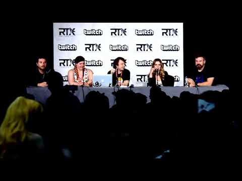 RWBY RTX London 2017 Panel