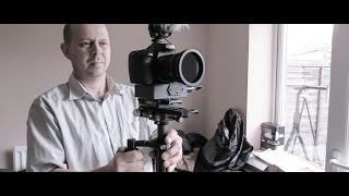 Alans vlog 2, laing p4s stabilizer and camera talk.
