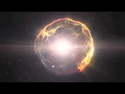 Supernova Explosion Breaks Through Its Cosmic Cocoon | Video