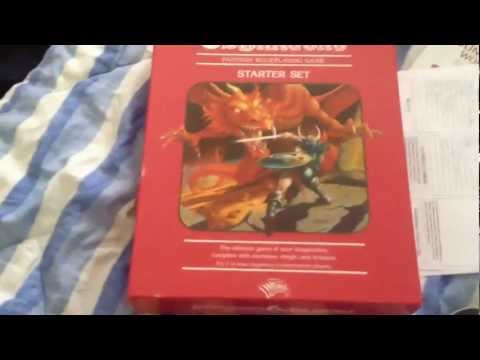 D&D Review: 4th Edition Starter Kit ( The Red Box )