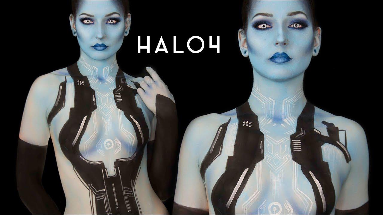 Cortana de halo 4 desnuda nackt vids