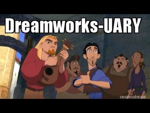 Dreamworks-uary - The Road to El Derado