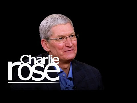 Tim Cook on Apple TV (Sept 12, 2014) | Charlie Rose Show