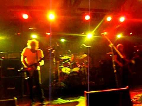 Mastodon Mexico Brent Hinds Guitar Solo