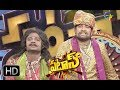 Patas | Durga Rao & Prasad  Performance  | 8th June    2018| ETV Plus