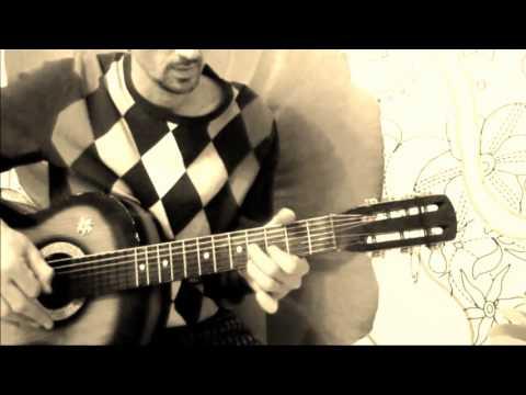 как играть Высоцкого на гитаре