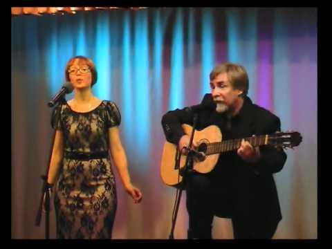 Юлия и Владимир Каденко - В городском саду (М. Блантер)