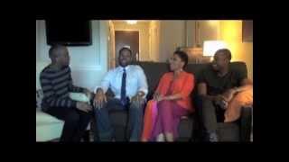 Bage Claim Cast Interview: David E. Talbert, Jenifer Lewis, Derek Luke!