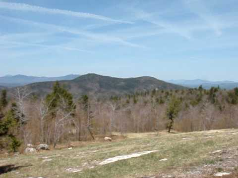 120 Acres - Knox Mountain - Center Ossipee NH