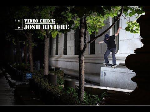 Video Check - Josh Riviere