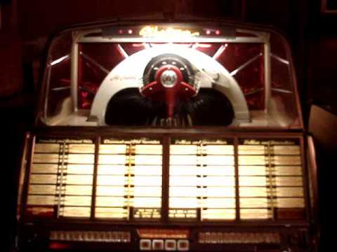 Rumble - Link Wray - 1958 Played on a 1955 Wurlitzer 1800 jukebox