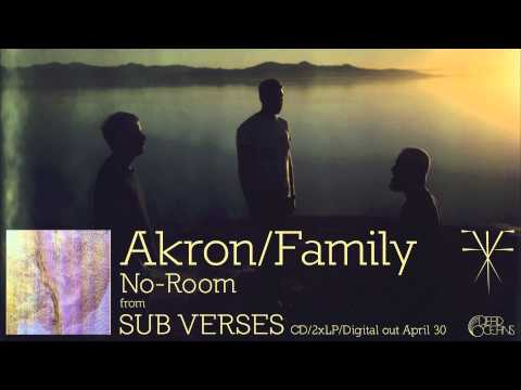 AkronFamily - No-Room (Official Audio)
