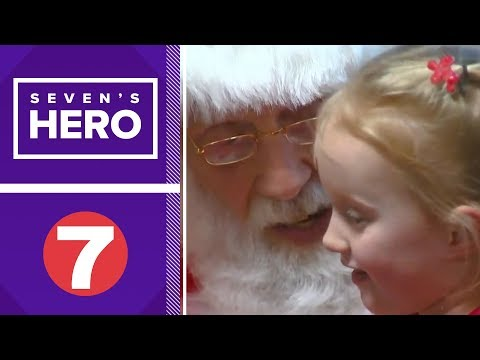 Santa makes a holly jolly Christmas for babies and children at Saint Alphonsus MP3