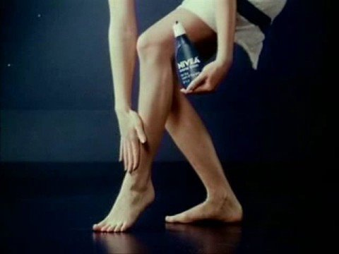 International Commercial : NIVEA USA 1974