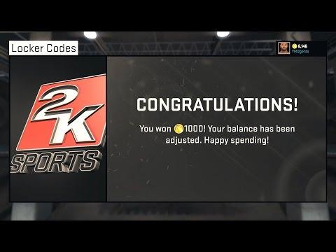 NBA 2K15 PS4 Locker Codes - Free VC!!