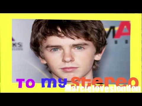 Freddie Highmore   My Heart Is A Stereo... video