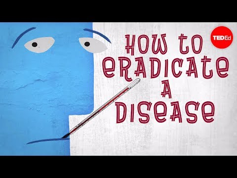 Learning from smallpox: How to eradicate a disease - Julie Garon and Walter A. Orenstein