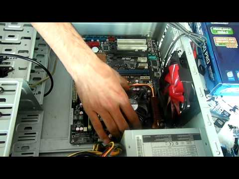 Bilgisayar Kasası Toplama
