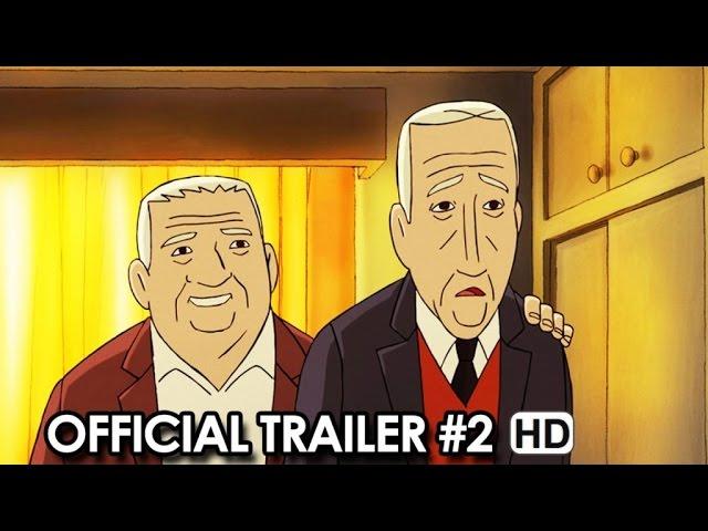 WRINKLES Offcial Trailer (2014)