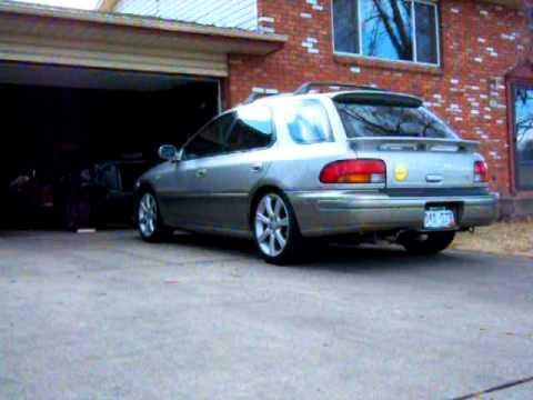 2001 Subaru Outback Custom >> 2001 Subaru Impreza Outback Sport - YouTube