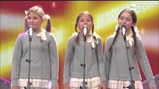 La Grande Magia del Natale - Bambu Balla - Piccolo Coro Mariele Ventre dell