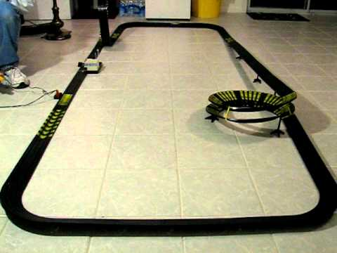 Tyco Slot Car Racing Sets
