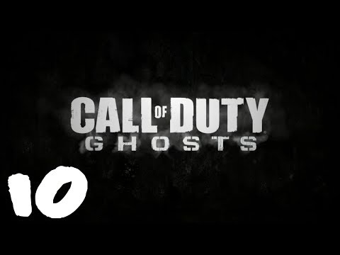 Прохождение Call of Duty:Ghosts #10 (XD) (HD)