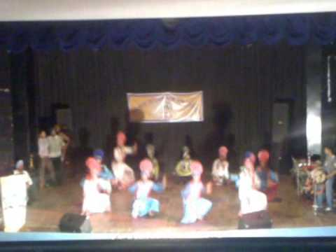 Bhangra Performance By Team B (boys) Of Surtaal Sabhyacharak Sath video
