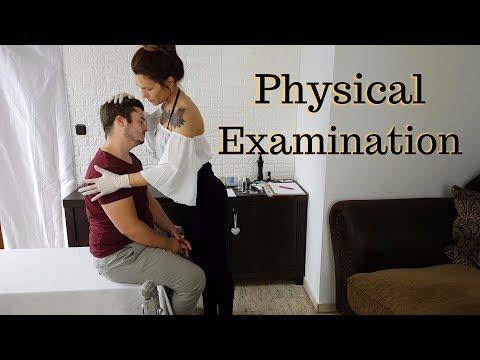 ASMR Full Physical Examination Roleplay 🏥 ✔ thumbnail