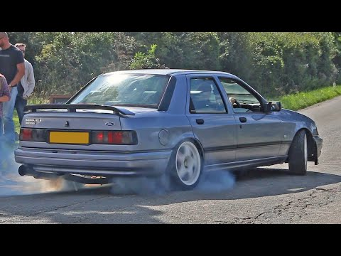 Ford Sierra Cosworth Compilation