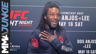 UFC on ESPN+ 10: Desmond Green full post-fight interview