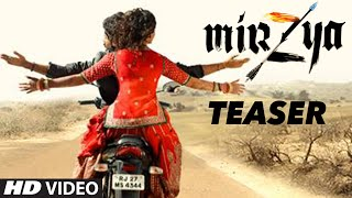 Official MIRZYA Teaser Trailer   Harshvardhan Kapoor, Saiyami Kher, Anuj Chaudhary   T-Series