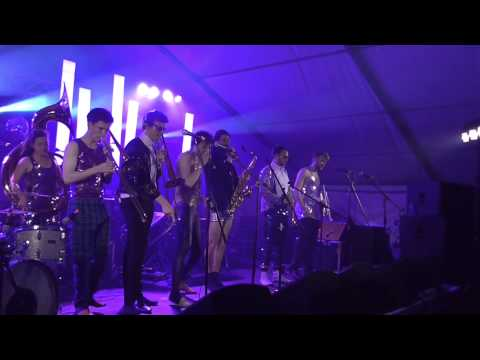 Mama Brass - Uptown Funk @ Oriel Ball