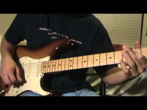 That's My Kinda Night: Guitar Cover, Luke Bryan, Full Song video
