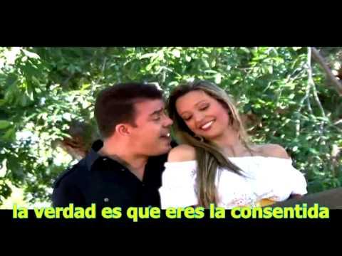 La Consentida Fabian Corrales Con Letra  [VideoOficial HD]