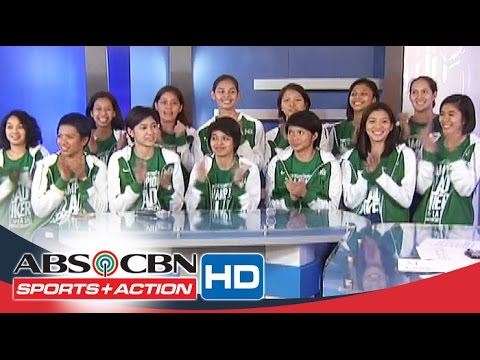 The Score: UAAP 78 Women's Volleyball, DLSU Green Spikers