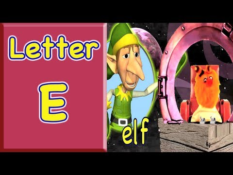 Things Start With A Letter E