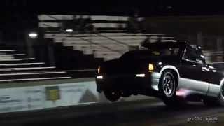Street Outlaws Daddy Dave NO PREP Test Hit with a Vengence   Redemption Nov 29 2014