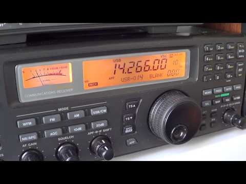VE4MAR Canadian amateur radio on 20 meters