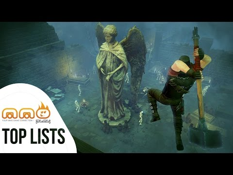 Top 5 Action RPG's of all time - HD
